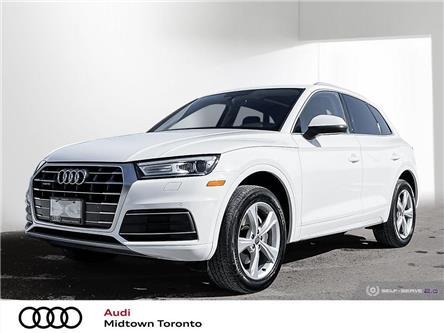 2018 Audi Q5 2.0T Progressiv (Stk: AU9940A) in Toronto - Image 1 of 25