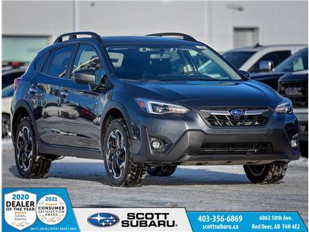 2021 Subaru Crosstrek Limited (Stk: 271151) in Red Deer - Image 1 of 24