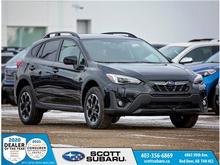 2021 Subaru Crosstrek Sport (Stk: 241095) in Red Deer - Image 1 of 19