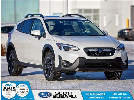 2021 Subaru Crosstrek Sport (Stk: 209283) in Red Deer - Image 1 of 22