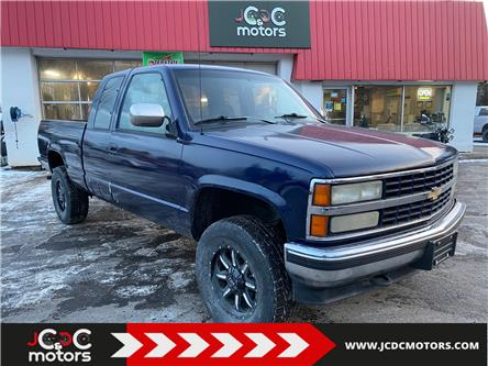 1993 Chevrolet K1500  (Stk: ) in Cobourg - Image 1 of 15