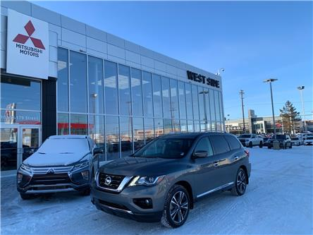 2018 Nissan Pathfinder Platinum (Stk: 22782A) in Edmonton - Image 1 of 29