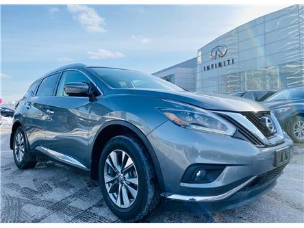 2018 Nissan Murano SL (Stk: H9487A) in Thornhill - Image 1 of 20