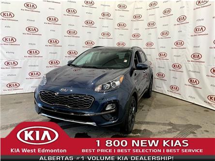 2021 Kia Sportage EX S (Stk: 22809) in Edmonton - Image 1 of 26