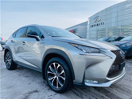 2016 Lexus NX 200t  (Stk: H9083A) in Thornhill - Image 1 of 22