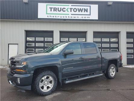 2018 Chevrolet Silverado 1500 1LT (Stk: T0187) in Smiths Falls - Image 1 of 20