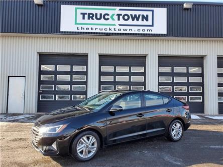 2020 Hyundai Elantra Preferred (Stk: T0157) in Smiths Falls - Image 1 of 21
