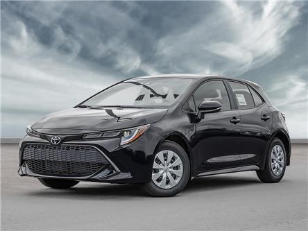 2021 Toyota Corolla Hatchback Base (Stk: 21CB270) in Georgetown - Image 1 of 16