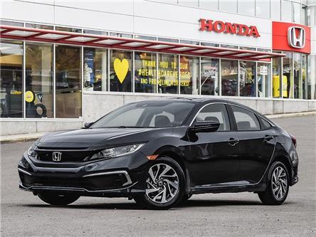 2021 Honda Civic EX (Stk: 3M86930) in Vancouver - Image 1 of 23
