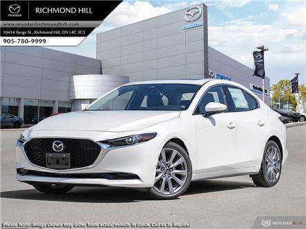 2021 Mazda Mazda3 GT w/Turbo (Stk: 21-148) in Richmond Hill - Image 1 of 23