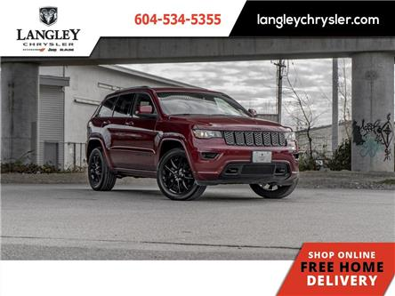 2018 Jeep Grand Cherokee Laredo (Stk: M569734A) in Surrey - Image 1 of 21
