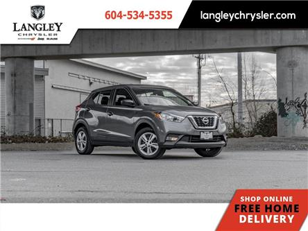 2019 Nissan Kicks SV (Stk: M560520A) in Surrey - Image 1 of 23