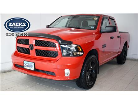 2018 RAM 1500 ST (Stk: 34966) in Truro - Image 1 of 30