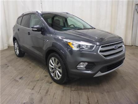 2017 Ford Escape Titanium (Stk: 21020401) in Calgary - Image 1 of 30