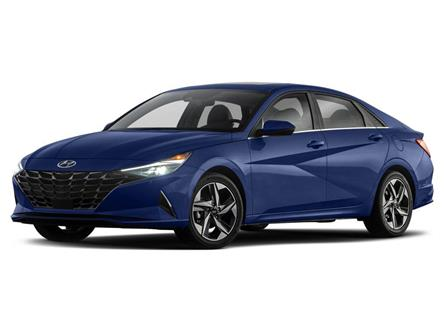 2021 Hyundai Elantra Hybrid Ultimate w/Two-Tone Interior DCT (Stk: 36964) in Brampton - Image 1 of 2