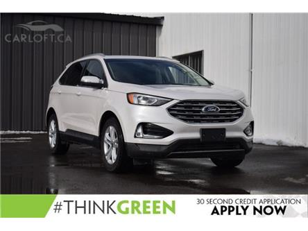2019 Ford Edge SEL (Stk: UCP2313) in Kingston - Image 1 of 25