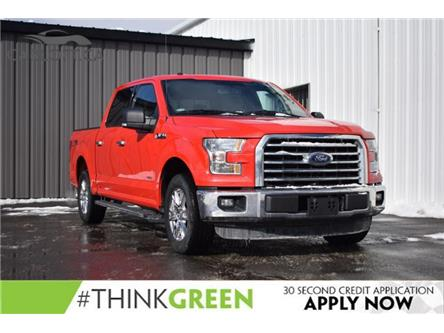 2016 Ford F-150 XLT (Stk: UCP2336) in Kingston - Image 1 of 24