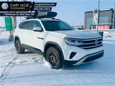 2021 Volkswagen Atlas 3.6 FSI Comfortline (Stk: 1AT4245) in Red Deer County - Image 1 of 8