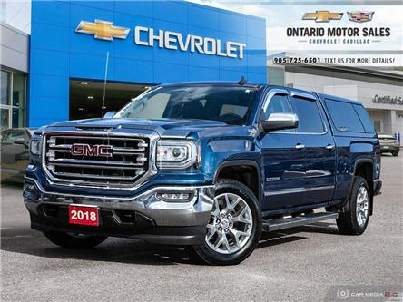 2018 GMC Sierra 1500 SLT (Stk: 154854A) in Oshawa - Image 1 of 36