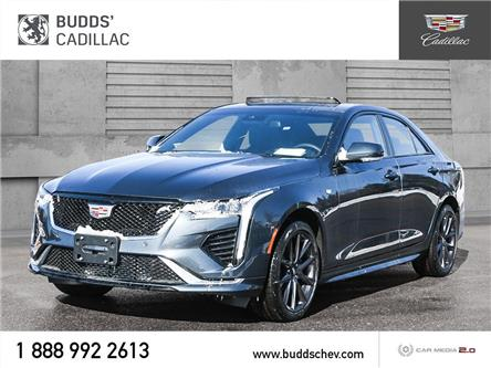 2021 Cadillac CT4 Sport (Stk: C41004) in Oakville - Image 1 of 25