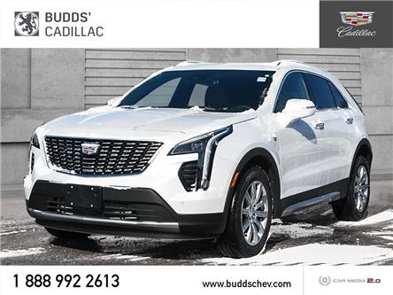 2021 Cadillac XT4 Premium Luxury (Stk: X41031) in Oakville - Image 1 of 25