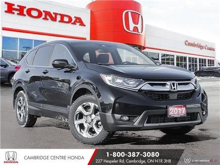 2017 Honda CR-V EX-L (Stk: 21546A) in Cambridge - Image 1 of 27