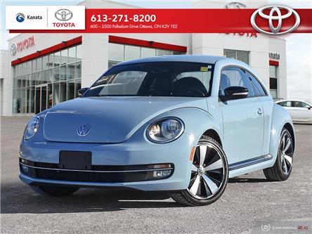2014 Volkswagen Beetle 2.0 TSI Sportline (Stk: 90372A) in Ottawa - Image 1 of 27