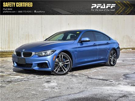 2018 BMW 440i xDrive Gran Coupe (Stk: 24267A) in Mississauga - Image 1 of 21