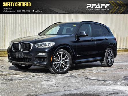 2018 BMW X3 xDrive30i (Stk: 24314A) in Mississauga - Image 1 of 23