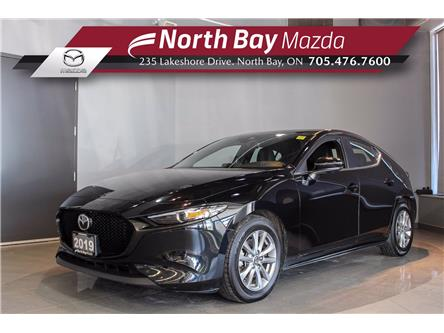 2019 Mazda Mazda3 Sport GS (Stk: U6783) in North Bay - Image 1 of 20