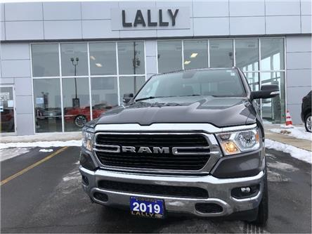 2019 RAM 1500 Big Horn 4x4 Crew Cab 5'7  Box (Stk: R00528) in Tilbury - Image 1 of 24