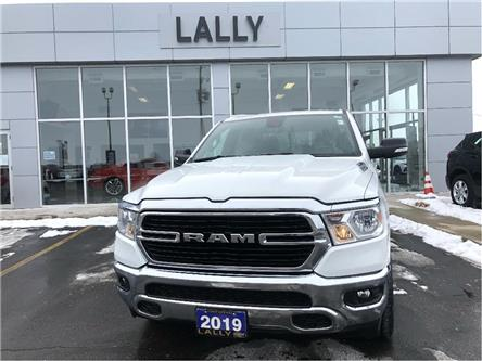 2019 RAM 1500 Big Horn 4x4 Crew Cab 5'7  Box (Stk: R00529) in Tilbury - Image 1 of 26