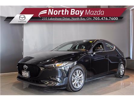 2019 Mazda Mazda3 Sport GS (Stk: U6783) in Sudbury - Image 1 of 20