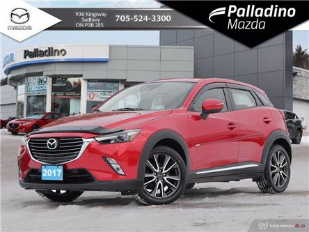 2017 Mazda CX-3 GT (Stk: 7671B) in Sudbury - Image 1 of 27