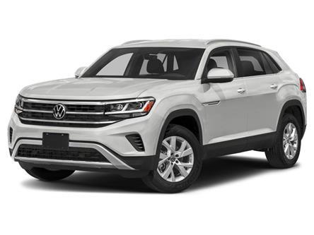 2021 Volkswagen Atlas Cross Sport 3.6 FSI Comfortline (Stk: AC21016) in Sault Ste. Marie - Image 1 of 9