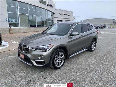 2018 BMW X1 xDrive28i (Stk: N04959A) in Chatham - Image 1 of 21