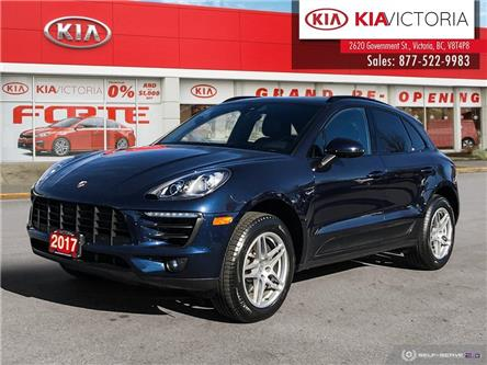 2017 Porsche Macan Base (Stk: A1768) in Victoria - Image 1 of 24