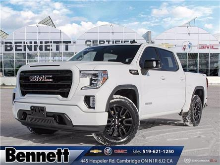 2019 GMC Sierra 1500 Elevation (Stk: 210054A) in Cambridge - Image 1 of 27