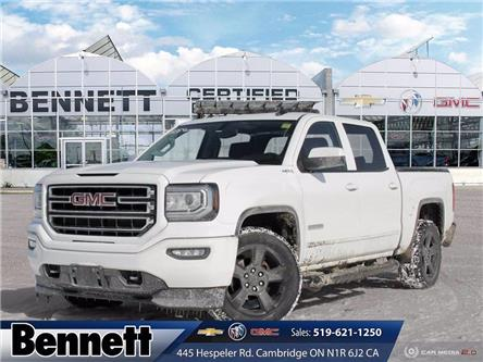 2018 GMC Sierra 1500 SLE (Stk: 210346A) in Cambridge - Image 1 of 27