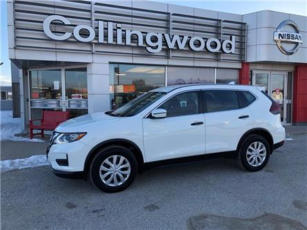 2018 Nissan Rogue S (Stk: P4830A) in Collingwood - Image 1 of 22