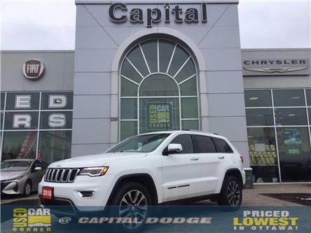 2018 Jeep Grand Cherokee Limited (Stk: L00193A) in Kanata - Image 1 of 27