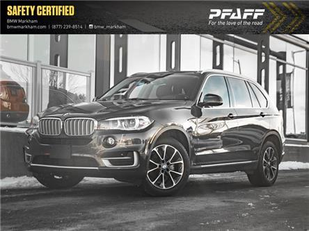 2017 BMW X5 xDrive35d (Stk: D13929) in Markham - Image 1 of 22