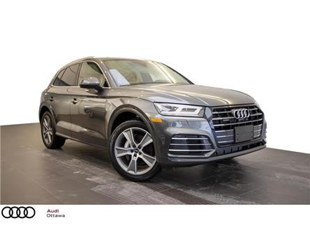 2020 Audi Q5 e 55 Technik (Stk: 53365) in Ottawa - Image 1 of 22