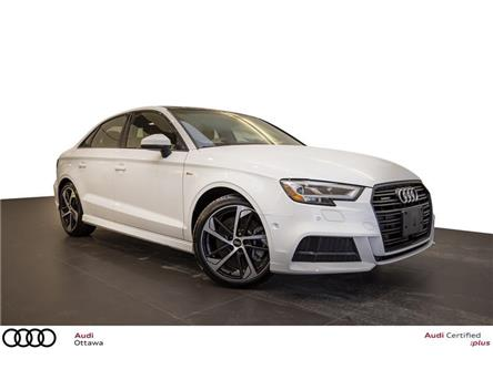 2020 Audi A3 45 Technik (Stk: 53170) in Ottawa - Image 1 of 21