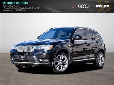 2017 BMW X3 xDrive28i (Stk: C8134) in Woodbridge - Image 1 of 21