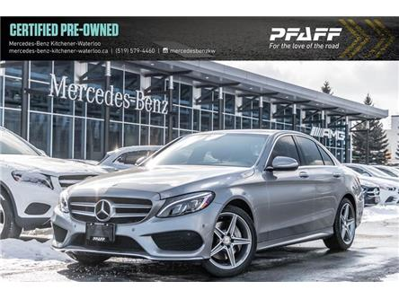 2015 Mercedes-Benz C-Class Base (Stk: K4239A) in Kitchener - Image 1 of 21