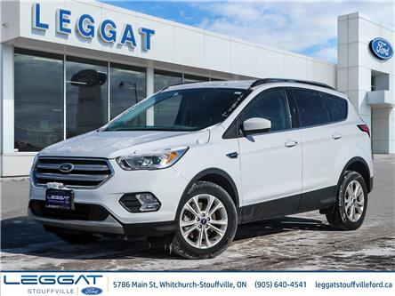2019 Ford Escape SEL (Stk: DR001) in Stouffville - Image 1 of 28