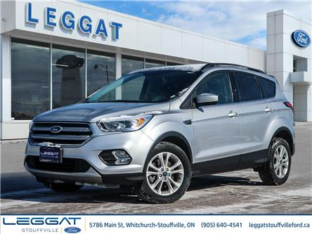 2019 Ford Escape SEL (Stk: DR002) in Stouffville - Image 1 of 28