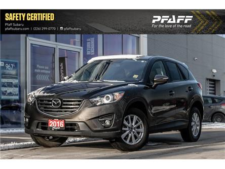 2016 Mazda CX-5 GS (Stk: SU0292) in Guelph - Image 1 of 21