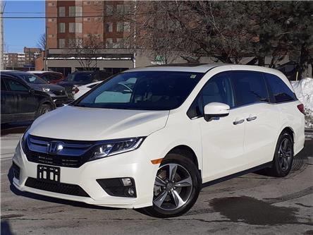 2019 Honda Odyssey EX (Stk: P6078) in Ottawa - Image 1 of 25